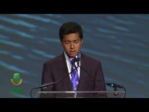 Quranic Recitation by Hamzah El-Habashy (ICNA-MAS Convention)