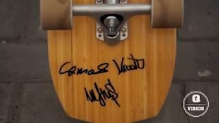 Camo&Krooked / Mefjus / Kape Limited Edition Cruiser Board