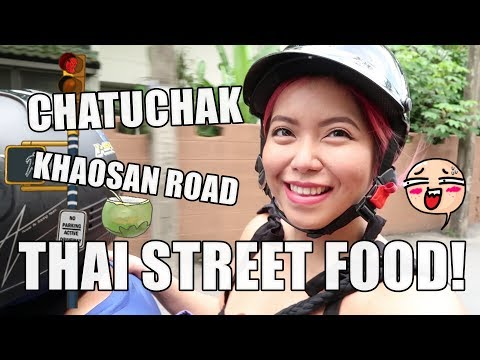THAI STREET FOOD INSECTS!!! (Sept. 29, 2018) – saytioco