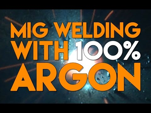 100% CO2 vs C25 MIG Mix vs 100% Argon for MIG Welding | MIG Monday