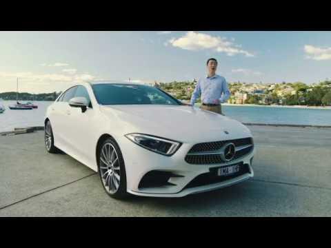 2018 NEW Mercedes-Benz CLS Coupé  Brochure