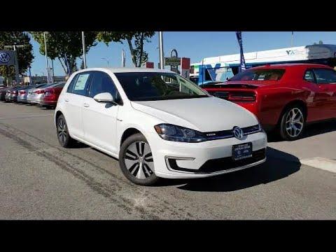 2018 Volkswagen E-golf SE San Jose Sunnyvale Hayward Redwood City Cupertino