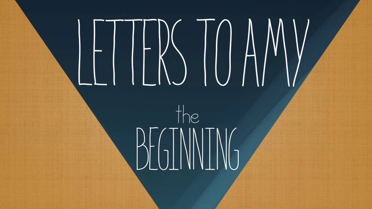 Amy Knights Pics letters to amy - knights (lyric video)