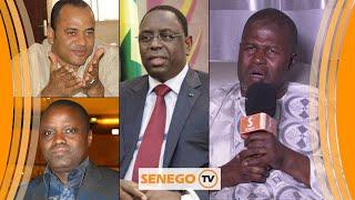 Quête de grâce présidentielle pour Luc Nicolaï et Petit Mbaye
