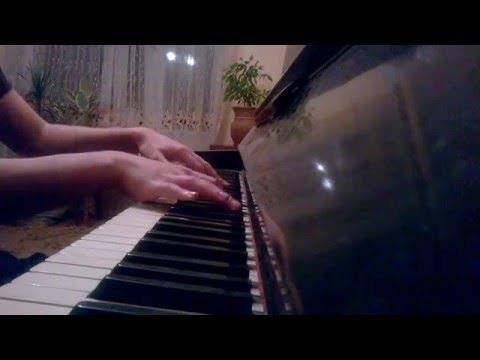 Мое сочинение на фортепиано, придумано Дмитрием Тимошенко