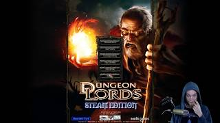 """Dungeon Lords. Эпизод 1: """"Путь в Фаргрув"""""""