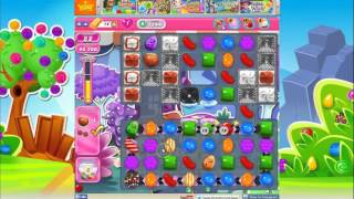Candy Crush Saga Level 1244 (No Boosters)