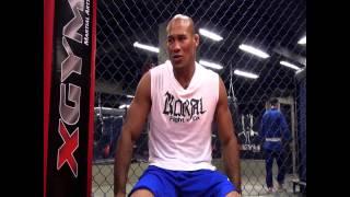 Além do Octógono: A preparação dos lutadores de MMA