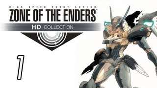 Let's Play Zone of the Enders HD [1]