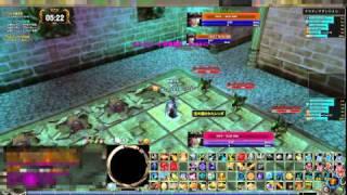【MysticStone】サバイバルゲーム