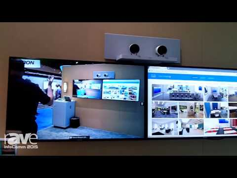 InfoComm 2015: Richard Murphy at Cisco Highlights Its SX80 Codec Integrator Solution