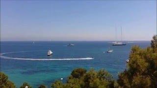 Mallorca Bay of Palmanova - nautical season starts - Easter 2016