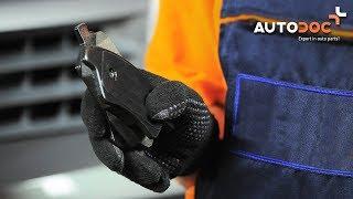 Wie VW VENTO (1H2) Dieselfilter austauschen - Video-Tutorial