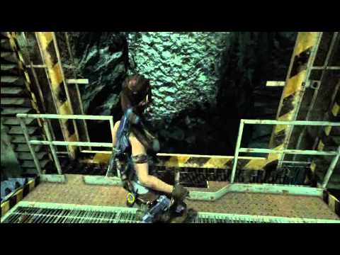 Tomb Raider Walkthrough Part 41: Elevator Puzzle - Let's Play Gameplay Commentary streaming vf