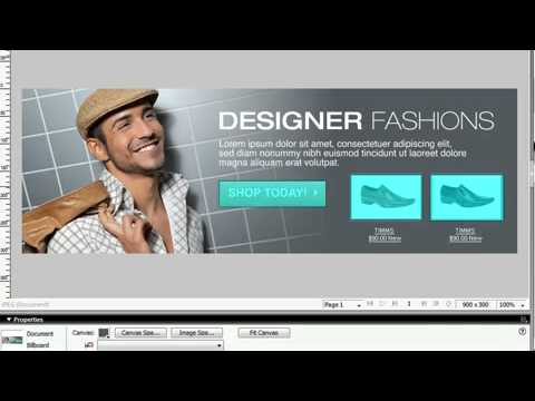 How To Create an Image Map in Adobe Fireworks CS3