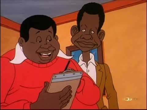 Faking The Grade - Fat Albert And The Cosby Kids (1985)
