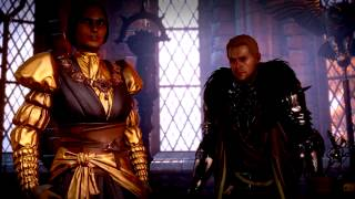 Dragon Age Inquisition - One more story )
