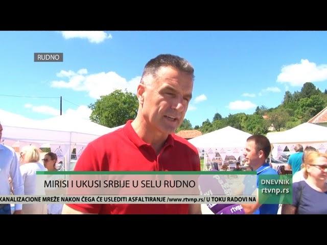 Mirisi i ukusi Srbije u selu Rudno