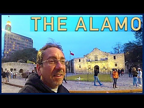 San Antonio, Texas And The Voyage Home