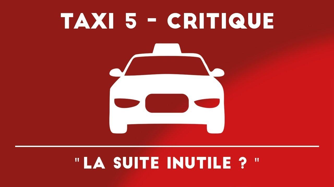 taxi 5 avis critique alerte g n raaaaaale c 39 est pas fameux avec spoilers youtube. Black Bedroom Furniture Sets. Home Design Ideas