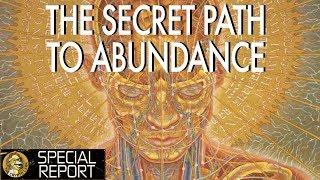 The Secret To Unlocking Abundance and Ending Scarcity - The Mindset Challenge