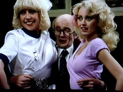 "Nice Nurse and Secretary 2 / 3 "" Are You Being Served """