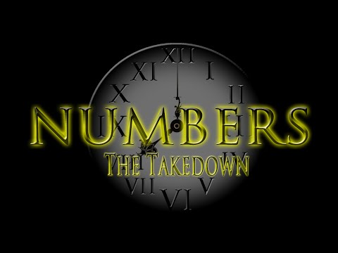 The Takedown - Numbers Music Video (Collage)