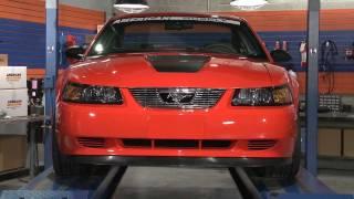 Mustang Black Billet Grille (99-04 GT, V6) Review