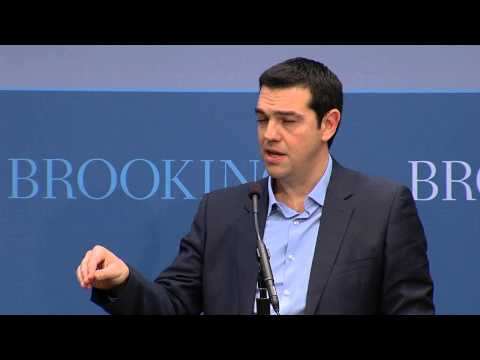 Full Event - Greece and the Economic Challenges Ahead: A Conversation with Greek Opposition Leader A