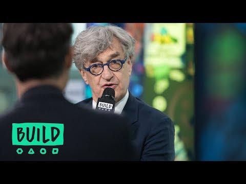 Wim Wenders Speaks On His Documentary,