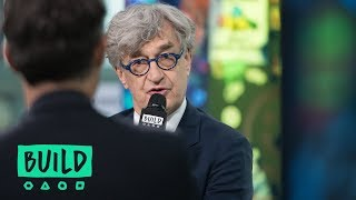 "Wim Wenders Speaks On His Documentary, ""Pope Francis - A Man of His Word"""