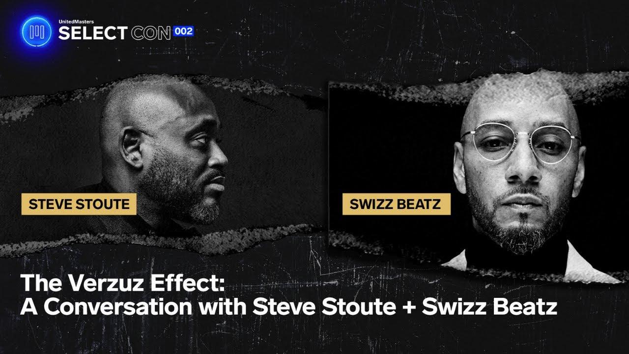 Steve Stoute and Swizz Beatz discuss VERZUZ, Ownership, Music Publishing & Harvard  [Full Interv