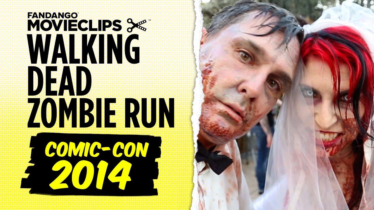 Comic-Con 2014 - Walking Dead Escape (2014) - Zombie Run HD