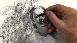 Using Line and Value to Create Form & Beauty - Figure Drawing Tutorial  - Steve Carpenter Method