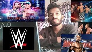 കഥ ,തിരക്കഥ ,സംഭാഷണം WWE | world wrestling entertainment