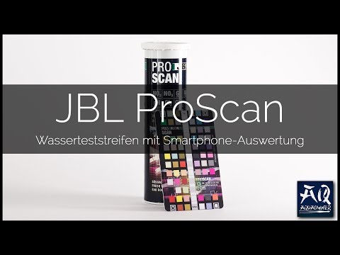 review jbl proscan wassertest app f r ios android aquaowner youtube. Black Bedroom Furniture Sets. Home Design Ideas