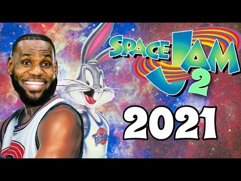 Space Jam 2 Coming 2021!!!