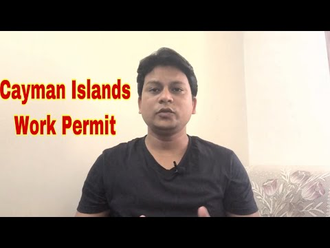 Cayman Islands Work Permit