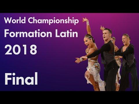 World Formation Latin 2018 - Final