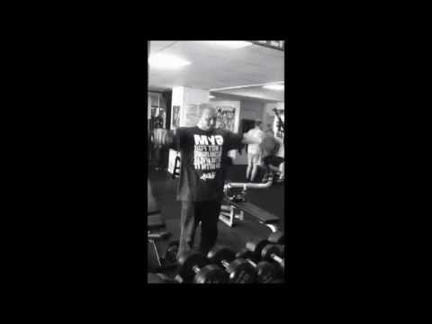 Shoulders with Georgina McConnell 11.07.14