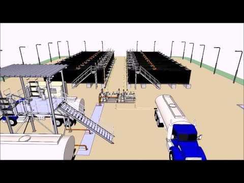 TEC Bitumen and Fuel Storage Facilities