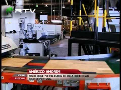 FISCO EXIGE 750M€ DE IRC A AMÉRICO AMORIM