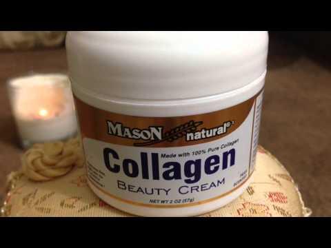 Collagen beauty cream كريم كولاجين من شركة mason natural
