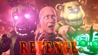[FNaF SFM] Revenge by Rezyon feat. ZombieWarsSMT   Afton
