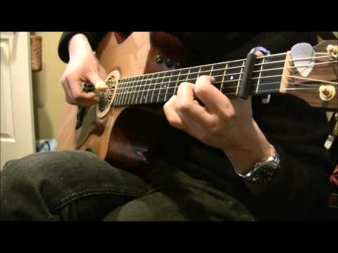 silent night guitar tab fingerstyle pdf