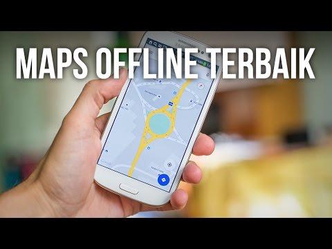 5 Aplikasi GPS Maps Offline Terbaik Wajib Punya