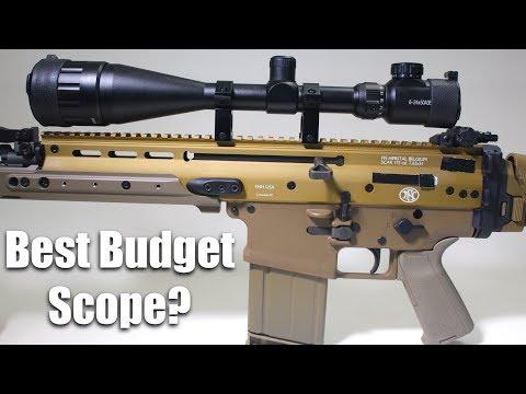 Best Budget Scope? 6-24X50mm Under $40