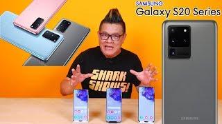 รีวิว Samsung Galaxy S20 รวดเดียวสามรุ่น! เลือกรุ่นไหนดี!!
