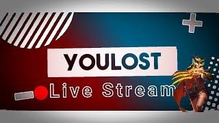youlost - L4T Takım Canlı Yayını - Mobile Legends Live Stream For You