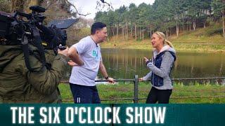 Ray's Fitness Series with Catherina McKiernan   The Six O'Clock Show